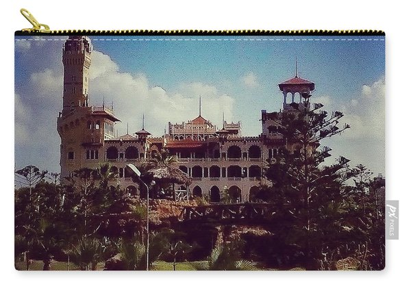 King Farouk Castle, Alexandria, Egypt Carry-all Pouch