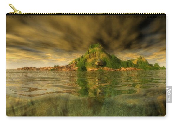 King Kongs Island Carry-all Pouch