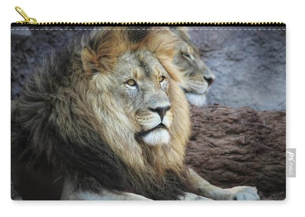 King N Queen Carry-all Pouch