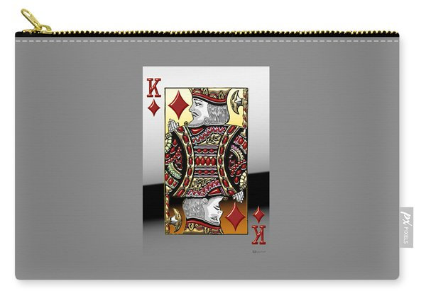 King Of Diamonds   Carry-all Pouch