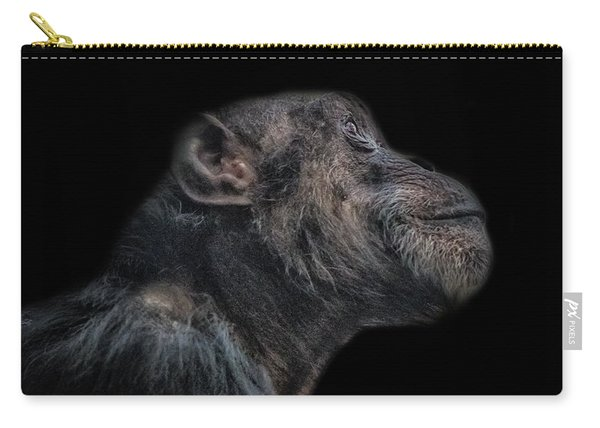 King Of The Apes Carry-all Pouch