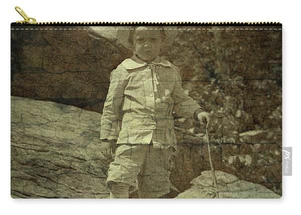 King Of The Mountaintop Carry-all Pouch