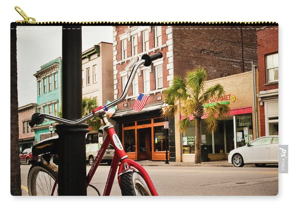 King Street Charleston Sc  -7436 Carry-all Pouch