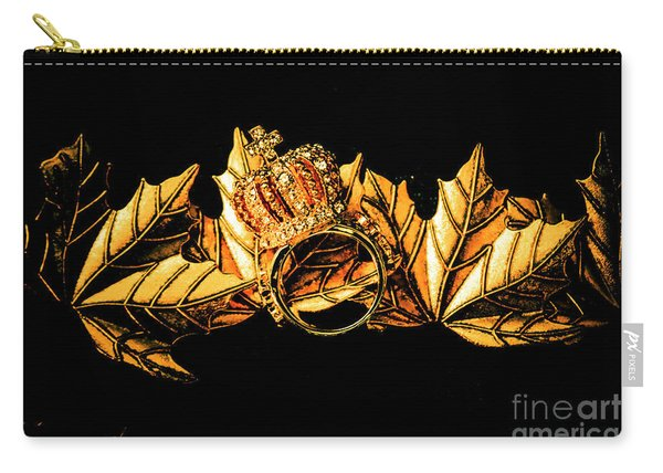 Kingdom In Fall Carry-all Pouch