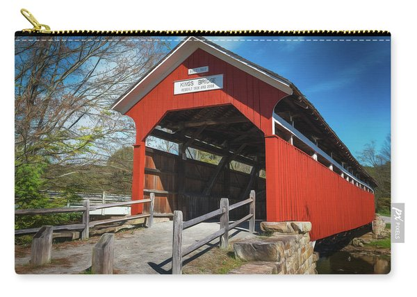Kings Bridge Carry-all Pouch