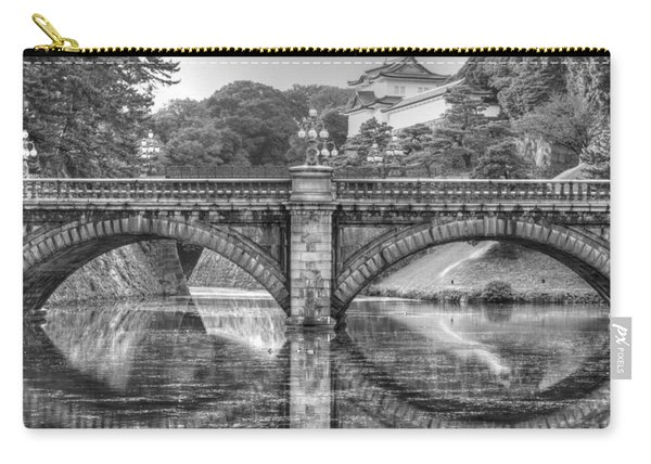 Kings Bridge Tokyo Carry-all Pouch