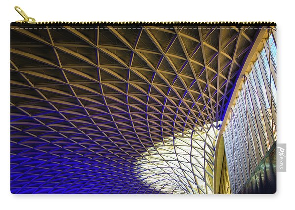 Kings Cross Railway Station Roof Carry-all Pouch