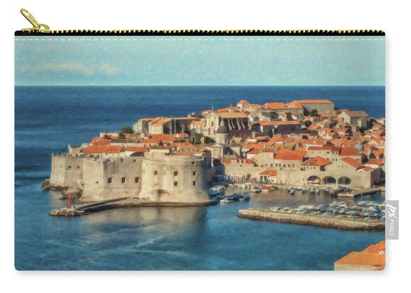 Kings Landing Dubrovnik Croatia - Dwp512798 Carry-all Pouch