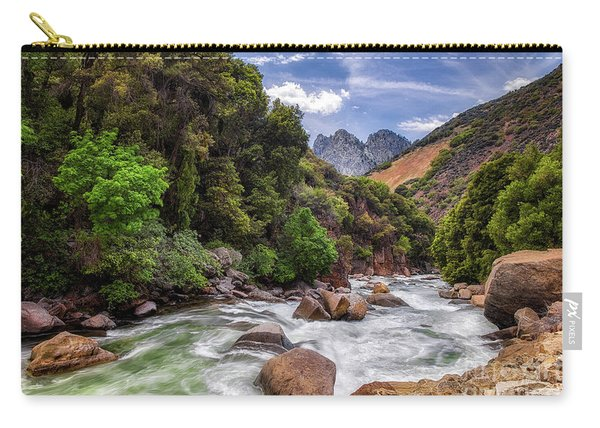 Kings River Carry-all Pouch