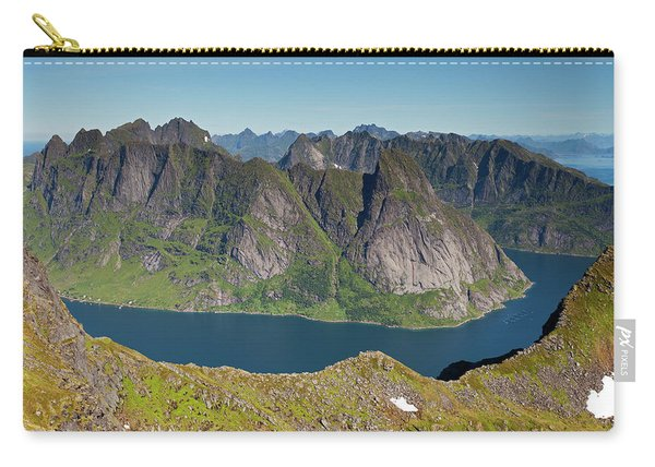 Kirkefjord View From Munken Carry-all Pouch