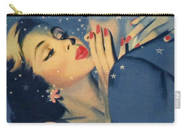 Kiss Goodnight Carry-all Pouch