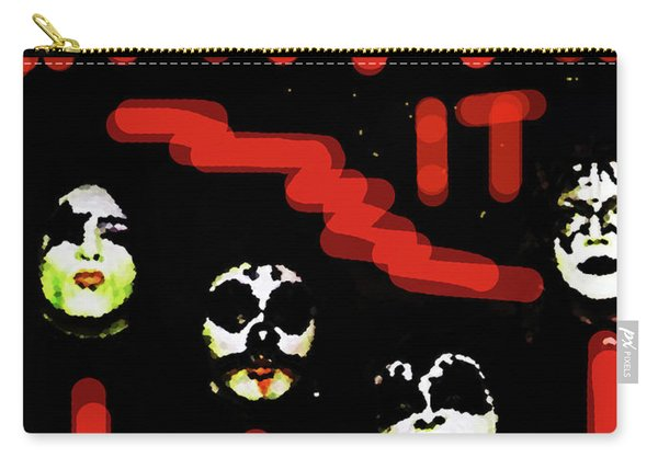 Kiss It  Carry-all Pouch