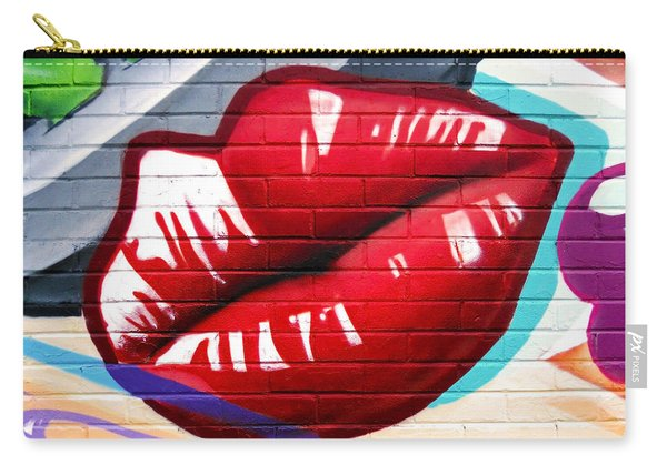 Kiss Me Now ... Carry-all Pouch