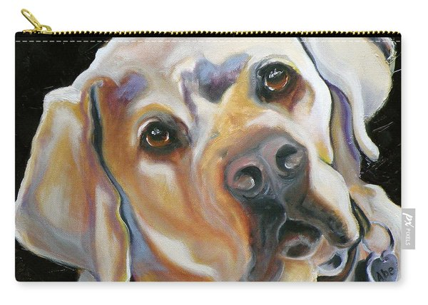 Kissably Close Lab Carry-all Pouch