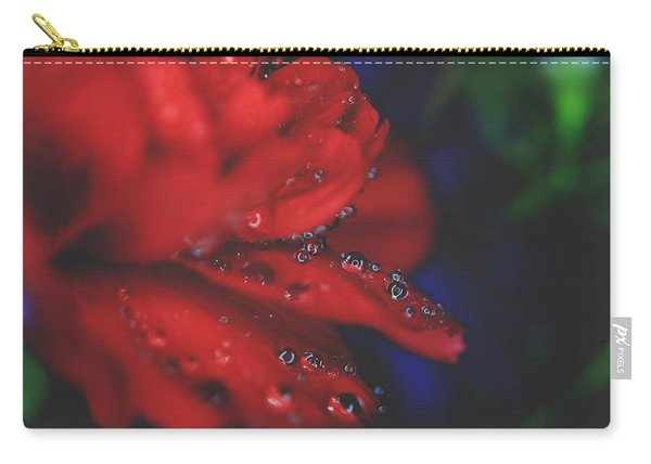 Kisses In The Rain Carry-all Pouch