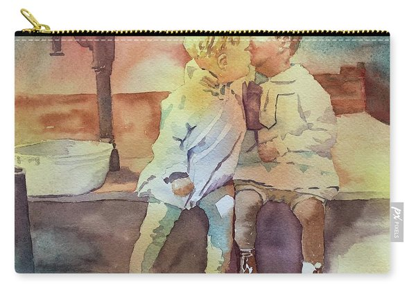 Kissing Cousins Carry-all Pouch