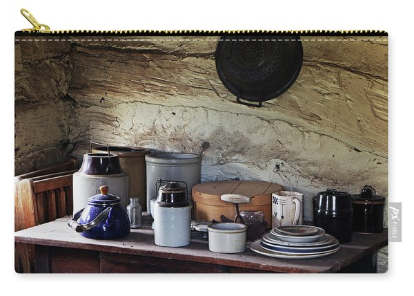 Kitchen Table Carry-all Pouch
