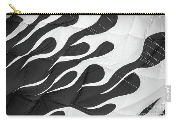 Kite Abstract Carry-all Pouch