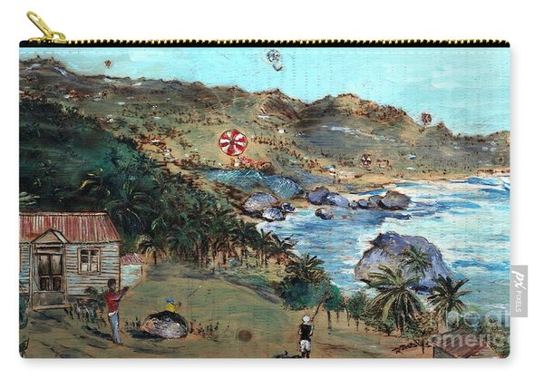 Kites At Bathsheba Carry-all Pouch