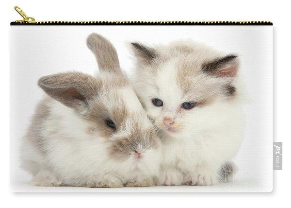 Kitten Cute Carry-all Pouch