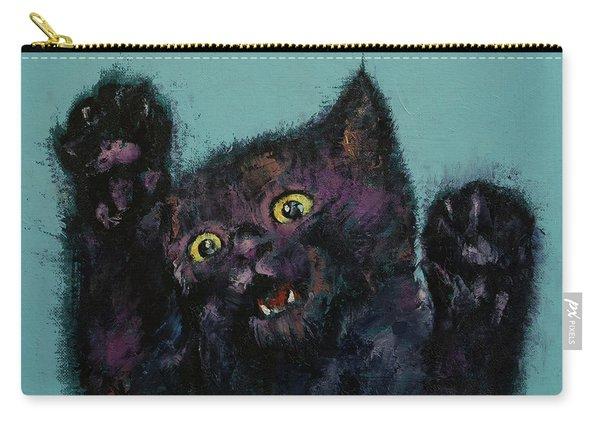 Ninja Kitten Carry-all Pouch