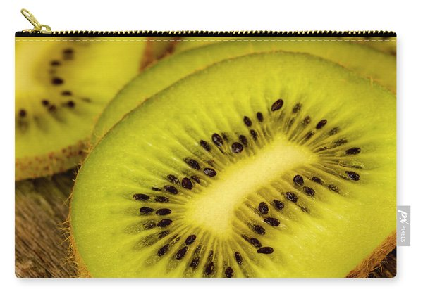 Kiwi Slices Carry-all Pouch