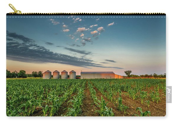 Knee High Sweet Corn Carry-all Pouch