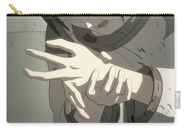 Knights Of Sidonia Carry-all Pouch