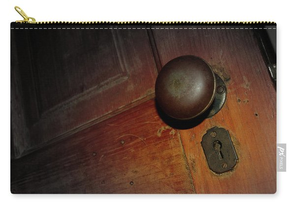 Knob Of Old Carry-all Pouch