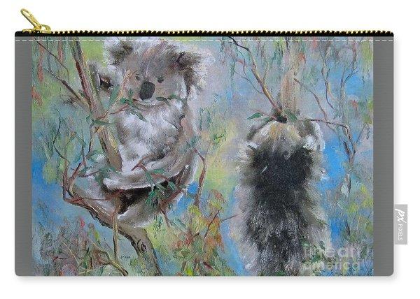 Koalas Carry-all Pouch
