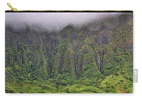 Ko'olau Waterfalls Carry-all Pouch