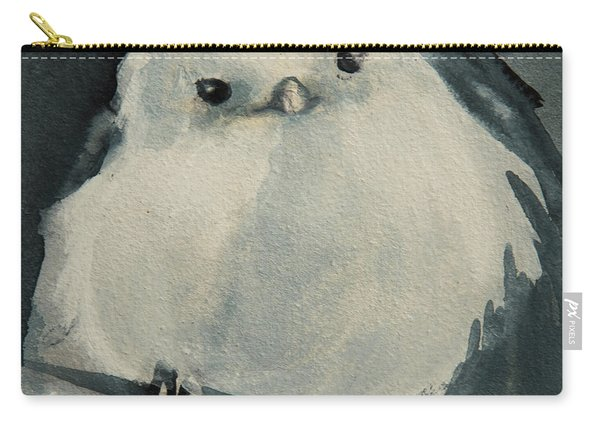 Korean Crow Tit Carry-all Pouch