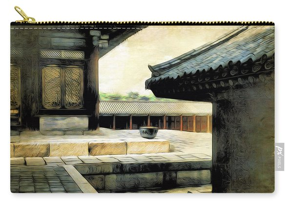 Korean Palace I Carry-all Pouch
