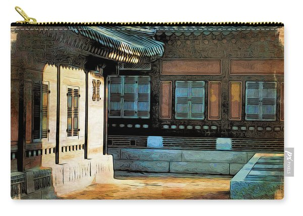 Korean Palace II Carry-all Pouch
