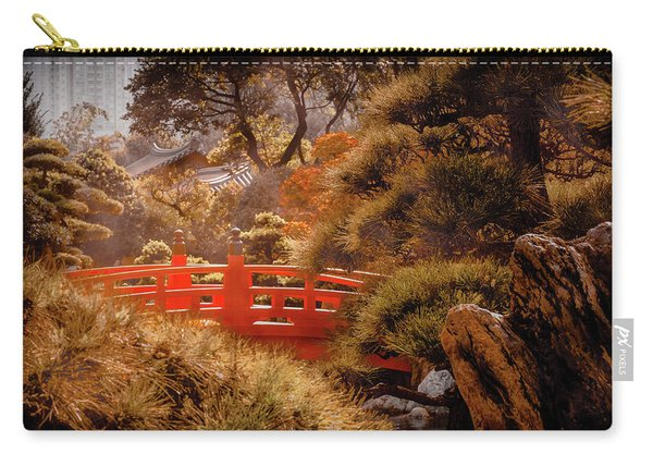 Kowloon - Red Bridge Carry-all Pouch