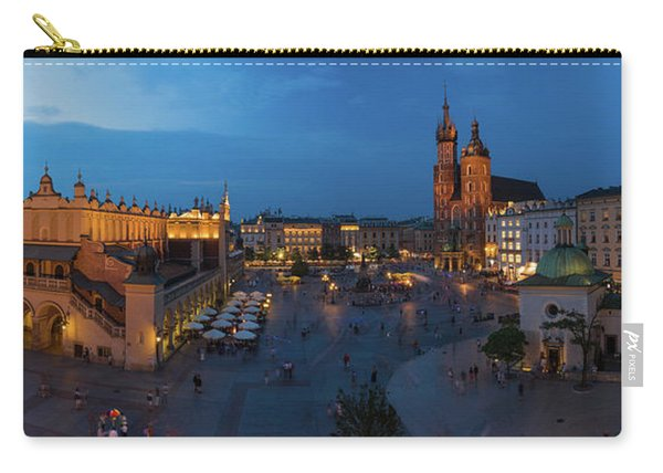Krakow Poland Main Square Carry-all Pouch