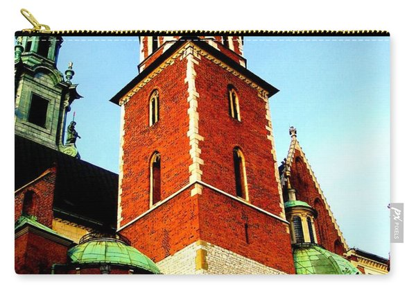 Krakow Poland Carry-all Pouch