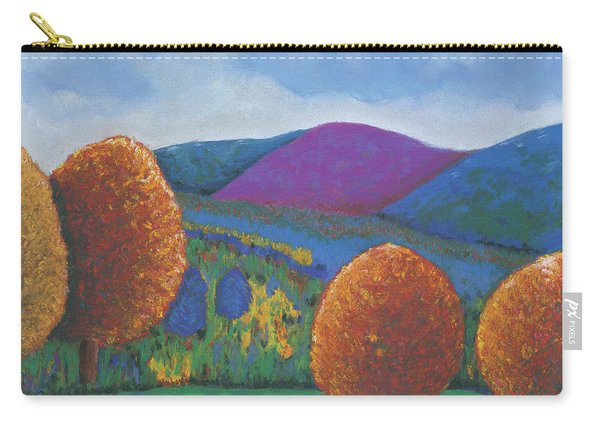 Kripalu Autumn Carry-all Pouch