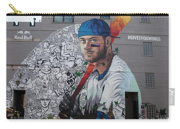 Kris Bryant Mural Carry-all Pouch