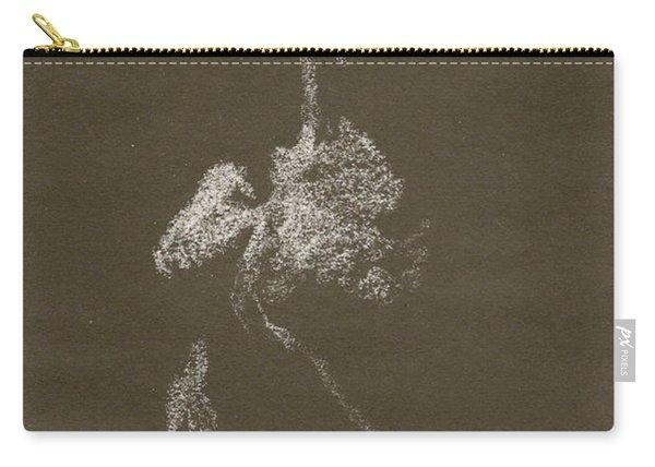 Kroki 1997, Pre.3 Vit Krita, Figure Drawing White Chalk Carry-all Pouch