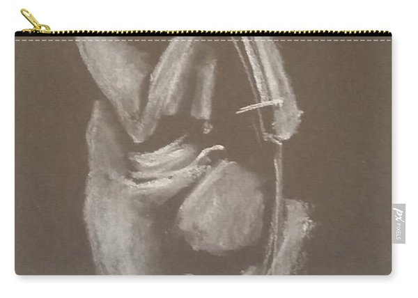 Kroki 2015 06 18_4 Figure Drawing Chinese Sword White Chalk Carry-all Pouch