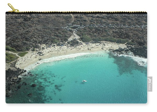 Kua Bay Aerial Carry-all Pouch