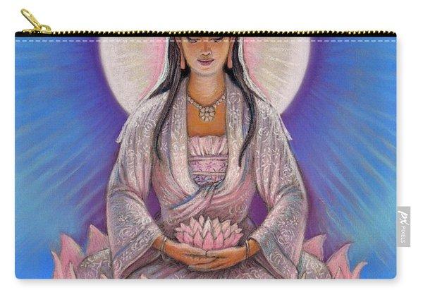 Kuan Yin Carry-all Pouch