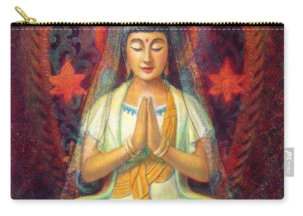 Kuan Yin's Prayer Carry-all Pouch