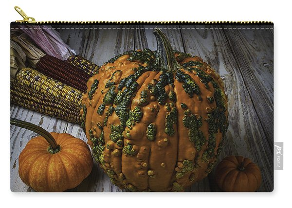Kunklehead With Corn Carry-all Pouch
