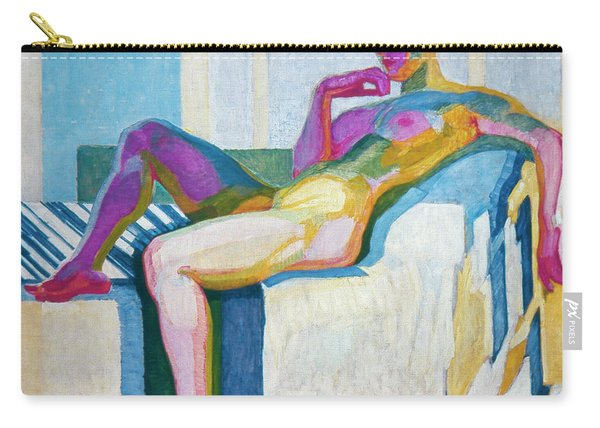 Kupka Planes Nude Carry-all Pouch