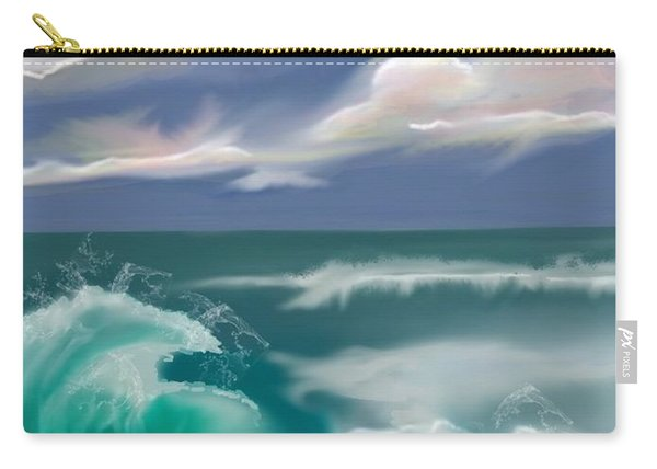Kure Beach Carry-all Pouch
