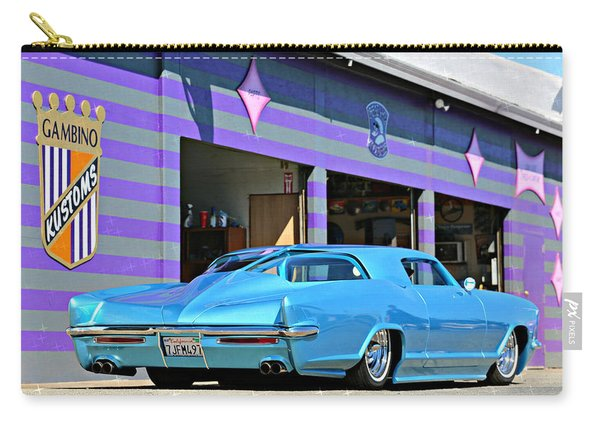 Kustom On The Riviera  Carry-all Pouch
