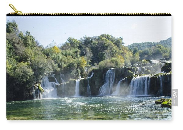 Kyrka Waterfalls Carry-all Pouch