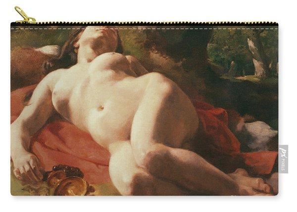 La Bacchante Carry-all Pouch